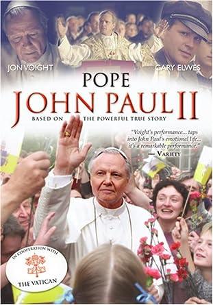 Pope John Paul Ii Jon Voight Cary Elwes Ben Gazzara Christopher Lee And James Cromwell John Kent Harrison Lux Vide Raitrade Grupo Intereconomia Movies Tv