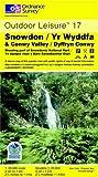 Snowdon/Yr Wyddfa and Conwy Valley/Dyffryn Conwy (Outdoor Leisure Maps) by Ordnance Survey (1998-03-05)
