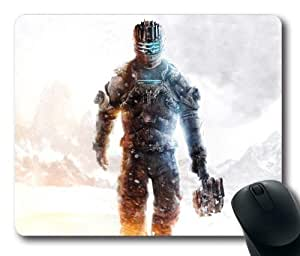 Dead space 3 isaac Rectangle Mouse Pad by LZHCASE