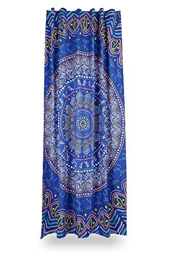 Sunshine Joy Mandala Curtain Single product image