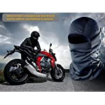 Self Pro Balaclava UV Protection – Windproof Ski Mask Cold Weather Face Mask Thermal Hood