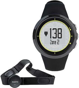Amazon   SUUNTO(スント) 【日本正規品】 ランニング、エクササイズウォッチ M2 BLACK LIME (エムツー ブラック ライム)  心拍計測 SS020647000   スント(SUUNTO)   ランニング用GPS・アクセサリー