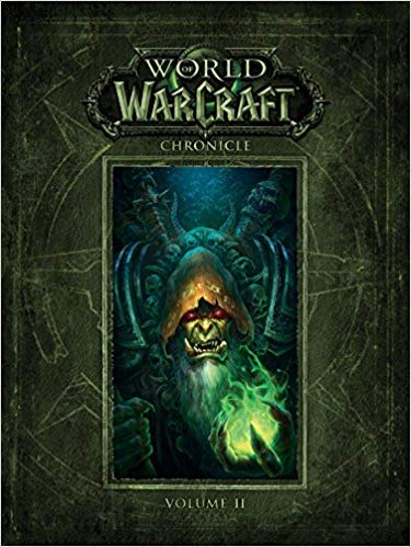 [By BLIZZARD ENTERTAINMENT ] World of Warcraft Chronicle Volume 2 (Hardcover)【2018】by BLIZZARD ENTERTAINMENT (Author) (Hardcover)
