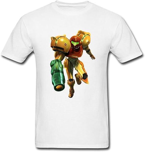 Tshirt Metroid-16/_Parent Metroid Game Unisex T-Shirt