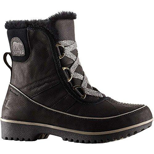 Sorel TIVOLI II PREMIUM - botas de caño bajo de piel mujer Negro