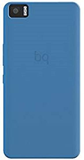 bq Candy - Carcasa para bq Aquaris M5, color azul