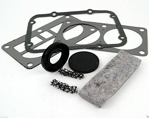 K-0159 Gasket Kit Sears Craftsman, Devilbiss, Dewalt Porer Cable Pumps