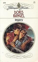Legacy (Harlequin Presents, No. 878)