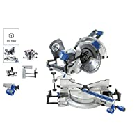Kobalt 12-in Dual Bevel Sliding Laser Compound Miter Saw