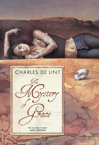 Book cover for The Mystery of Grace
