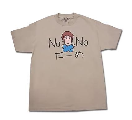 Haruhi-Chan No No Da-Me T-Shirt