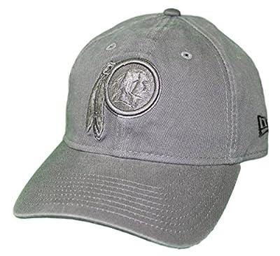 New Era Washington Redskins NFL 9Twenty Classic Tonal Adjustable Graphite Hat by New Era