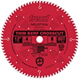 Freud D1280x Diablo 12 Inch 80 Tooth Atb Crosscutting Saw