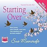 Starting Over | Sue Moorcroft
