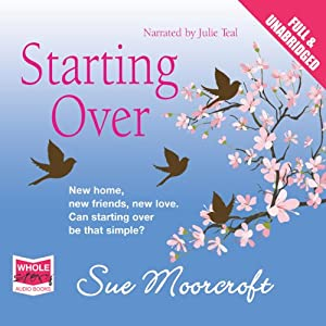 Starting Over Audiobook