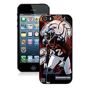 Denver Broncos Elvis Dumervil iPhone 5 5S Case DLP4439859