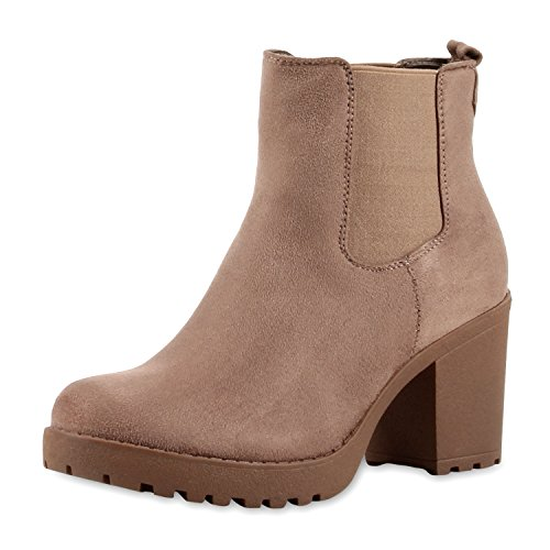 femme chaussures Taupe best Nuovo compensées boots Taupe Txa1a