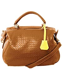 61386 - NILA ANTHONY HANDBAG (BROWN)