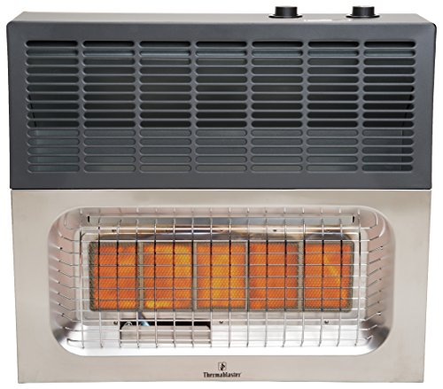 Thermablaster WLT250-VF-IR  25,000 BTU Vent Free Infrared Wall Heater Propane (Gas Ir Heater compare prices)