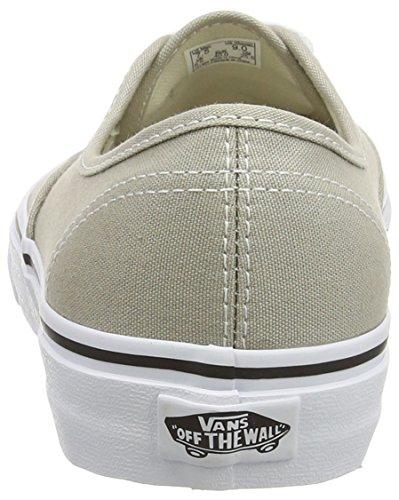 Sneakers Gris aluminum Mixte Authentic true Vans White Adulte Basses U nPgRq6Aw4