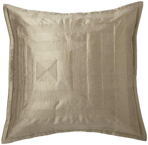 Mink Euro Sham - Bed by Conran Silk Mix 26-Inch by 26-Inch Euro Sham, Mink
