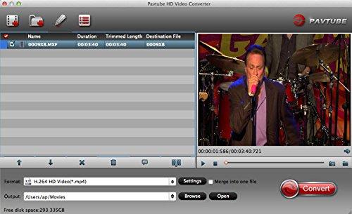 Pavtube HD Video Converter for Mac (Any Video Converter Pro)
