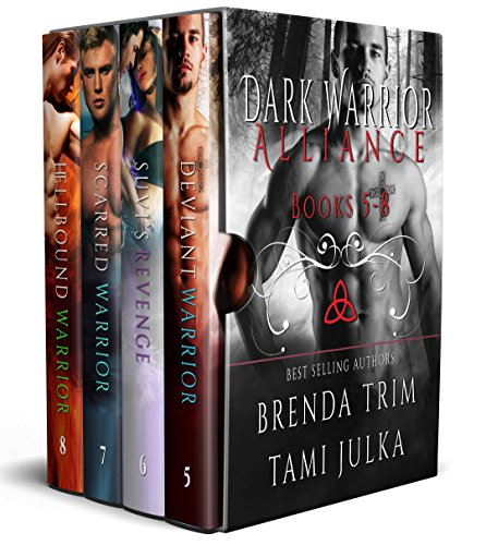 Dark Warrior Alliance Boxset Books 5-8 by [Trim, Brenda, Julka, Tami]