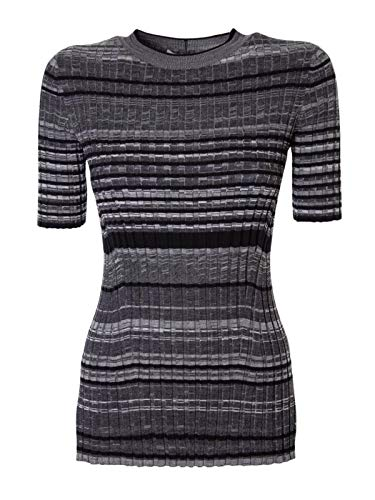Lana Lang Helmut shirt T I06hw701q55 Mujer Gris dIw7rwCq