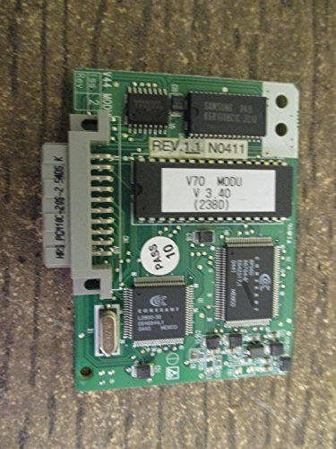 Vodavi Starplus STS V70 MODU 3530-31 Internal Remote Maintenance Modem Card