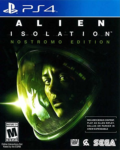 Alien: Isolation - PlayStation 4 (Game Video Outlast)