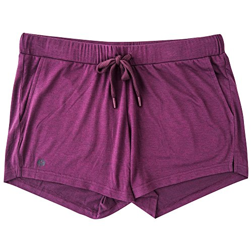 Discount LAYER 8 Womens Ladies Basic Active Wear Jersey Lounge Shorts (See More Colors and Sizes)