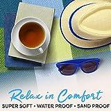 Scuddles Picnic Blanket Water-Resistant Handy Mat
