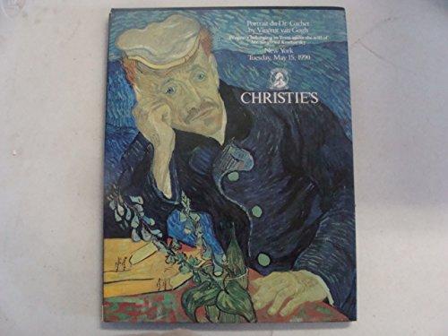 Christie's Catalog : Portrait Du Dr. Gachet By Vincent Van Gogh