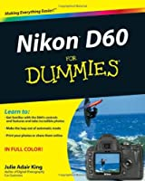 Nikon D60 For Dummies Front Cover