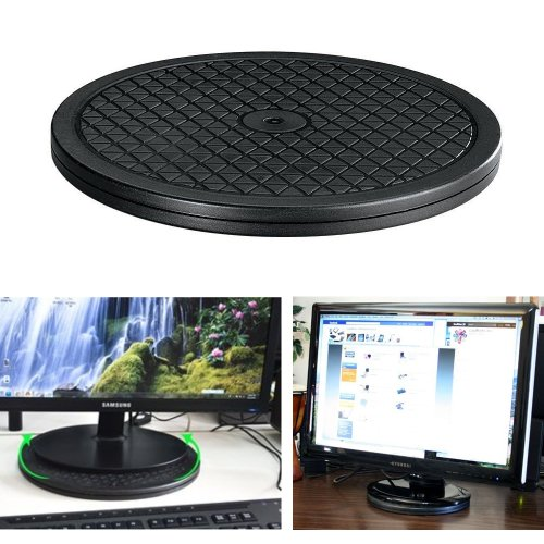 Heavy Duty Rotating Turntable Lazy Susan 65 lbs Capacity TV