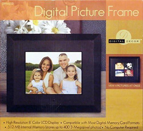 Digital Decor DPF8512