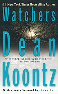 Watchers by Dean Koontz ebook deal