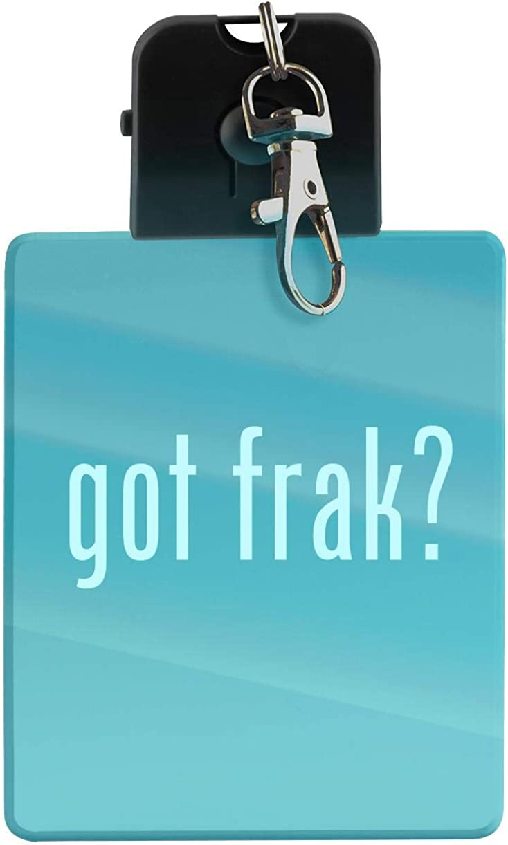 got frak? - LED Key Chain with Easy Clasp