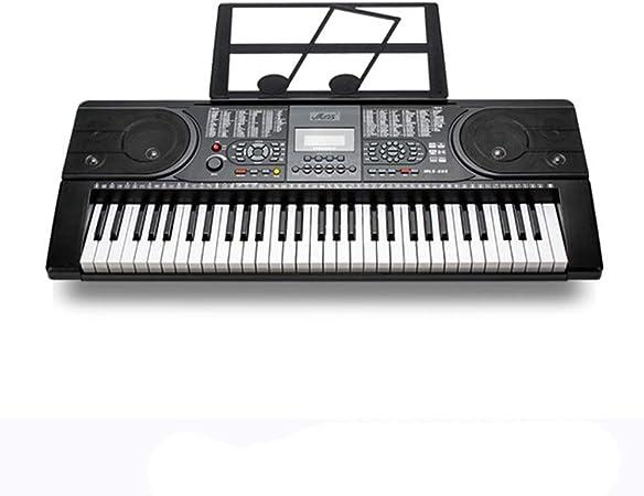 Piano de teclado, APP de conexión inteligente, piano de ...