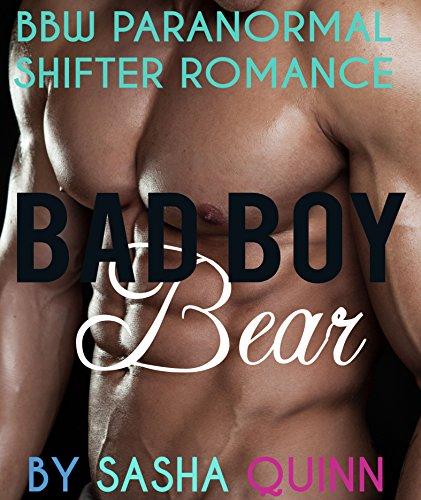 Bad Boy Bear: Paranormal BBW Shifter Romance (Racy Stripes)