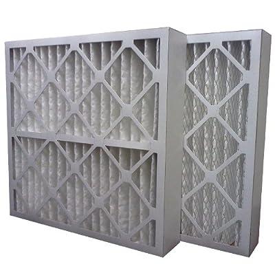 "US Home Filter SC80-18X24X4 18x24x4 Merv 13 Pleated Air Filter (3-Pack), 18"" x 24"" x 4"""