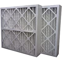 US Home Filter SC80-18X24X4 18x24x4 Merv 13 Pleated Air Filter (3-Pack), 18 x 24 x 4