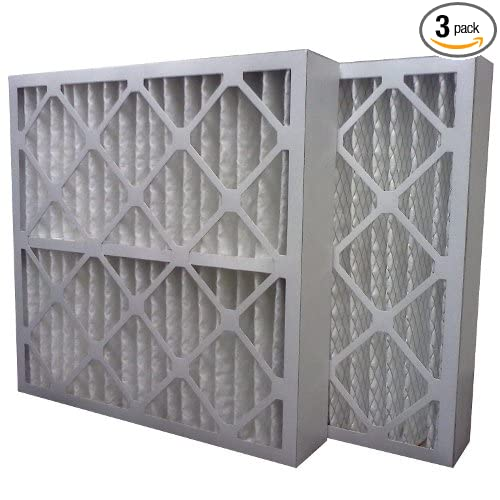 20 x 20 x 4 20 x 20 x 4 Midwest Supply Inc US Home Filter SC80-20X20X4 20x20x4 Merv 13 Pleated Air Filter 3-Pack