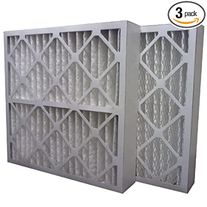 us home filter sc80 20x25x4 20x25x4 merv 13 pleated air filter 3 pack - Air Filter Home