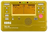 Korg Instrument Tuner and Metronome (Gold) - Best Reviews Guide