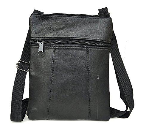 x x 1 Taille portatutto L Noir organizer ATIPIX Borsa 21 17 qTw0TX8R