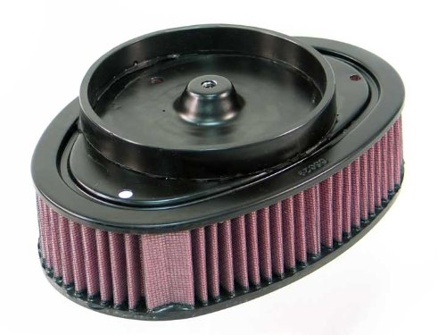 E-3037 K&N Unique Air Filter REPLACEMENT ELEMENT; RK-3910 (Powersports Air Filters):