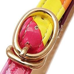 Yaheeda Women\'s Multicolor High Heels Rivets Rainbow Stiletto Sandals Pumps Shoes