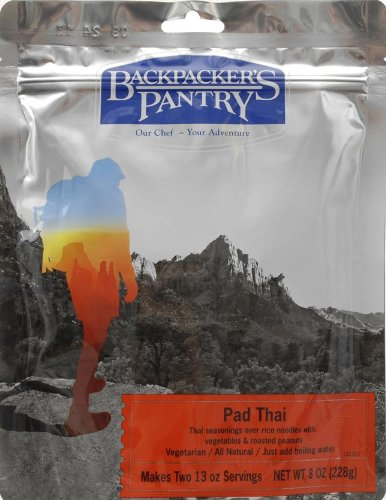 Backpacker's Pantry Pad Thai, Two Serving Pouch