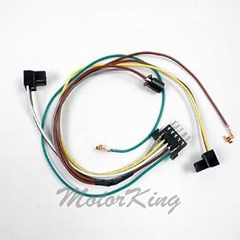 Bad Wiring Harness C on bad safety harness, bad transformer, bad fuel filter, bad spark plugs, bad speaker, bad ignition coil, bad torque converter, bad speed sensor,
